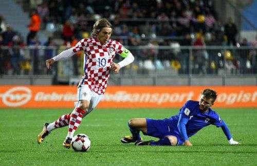 Лука МОДРИЧ: «Хорватия внезапно все потеряла»