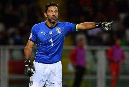 Джанлуиджи БУФФОН: «Это был не лучший матч сборной Италии»