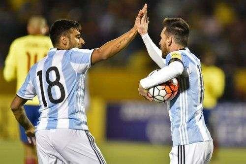 Луис СУАРЕС: «Аргентина была в шаге от того, чтобы пропустить ЧМ»