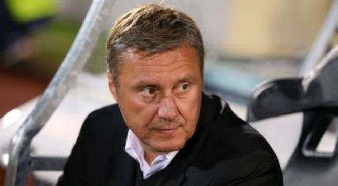 Динамо – Янг Бойз: послематчевая пресс-конференция Александра Хацкевича
