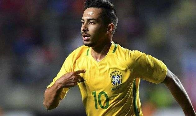 Реал договорился о трансфере 17-летнего бразильца