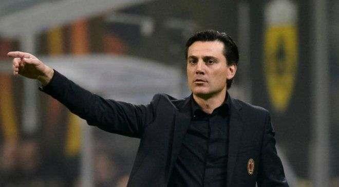 Милан может уволить Монтеллу