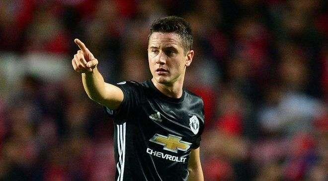 Эррера может сменить Манчестер Юнайтед на Барселону в январе