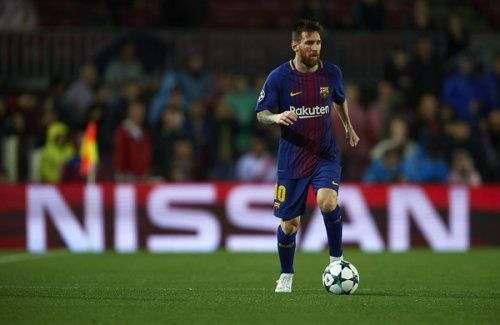 Месси набрал 500 очков по системе «гол+пас» в чемпионате Испании