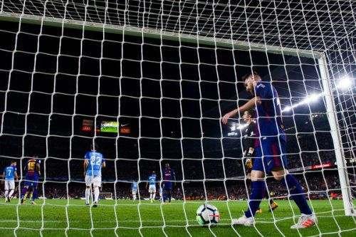 «Барселона» выдала свой лучший старт в истории