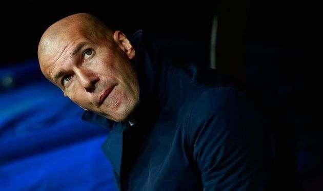 Зидан: Теперь мы отстаем от Барселоны на восемь очков, но это абсолютно ничего не меняет