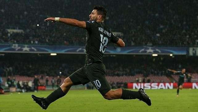 Футболист Агуэро стал лучшим бомбардиром «Манчестер Сити» вистории