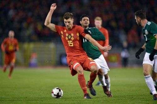 «Челси» нацелился на защитника сборной Бельгии