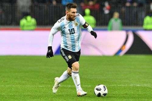 Лионель МЕССИ: «Аргентина сыграла хороший матч»
