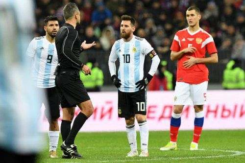 Хорхе САМПАОЛИ: «Аргентина сделала шаг вперед»