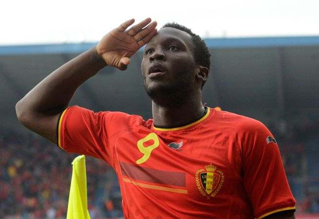 Лукаку — лучший бомбардир в истории сборной Бельгии