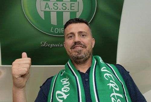 Наставник «Сент-Этьена» ушел в отставку