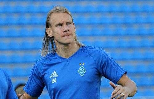 Вида не захотел продлевать контракт с Динамо