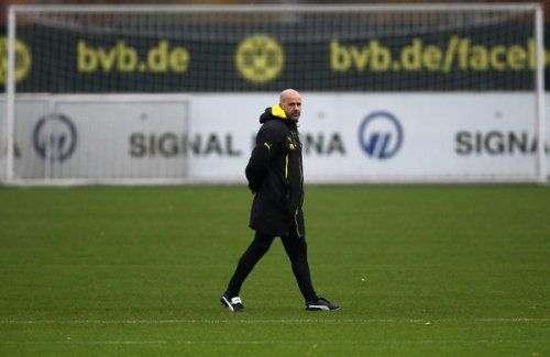 «Боруссия» может сменить главного тренера