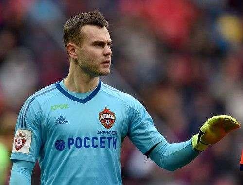 Акинфеев не пропустил в Лиге чемпионов впервые с 2006 года
