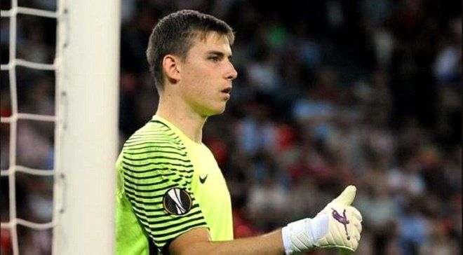 Лунин отказался переходить в Реал, – СМИ