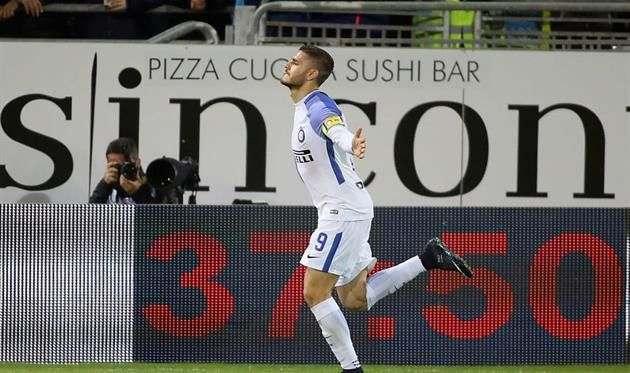 Marca: Икарди — приоритетная цель Реала в январе