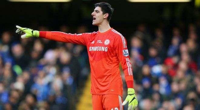 Куртуа может не продлить контракт с Челси, – Evening Standard