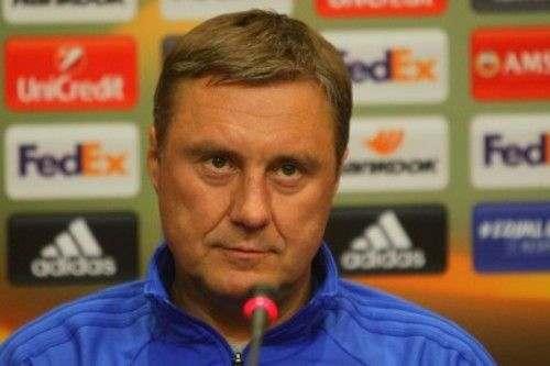 Александр ХАЦКЕВИЧ: «Мы забили еще не все голы в этом году»