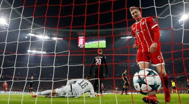 Левандовски снова предложил свои услуги Реалу, – Marca