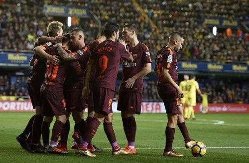«Барселона» установила новый рекорд