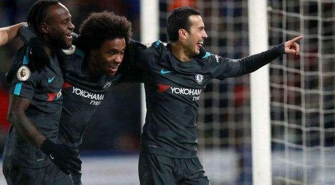 Манчестер Юнайтед сделал предложение по Виллиану, – Daily Mail