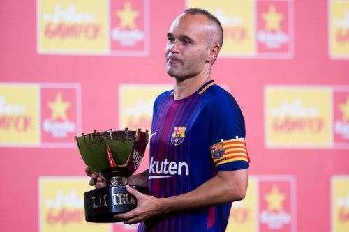 Капитан «Барселоны» отклонил предложения из Китая
