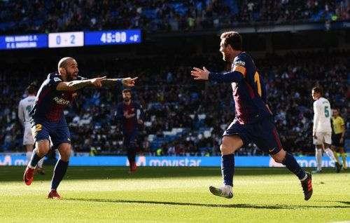 «Барселона» может продать защитника за 10 миллионов евро