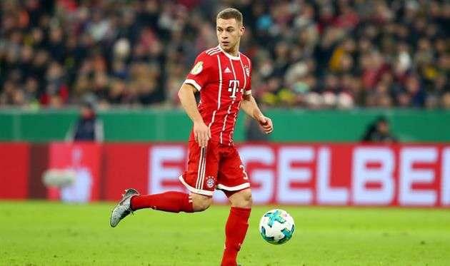 Киммих согласовал контракт с Баварией — Kicker