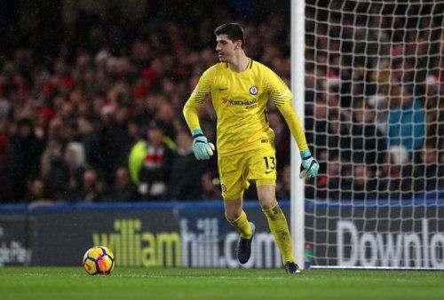 «Челси» подпишет новый контракт с вратарем