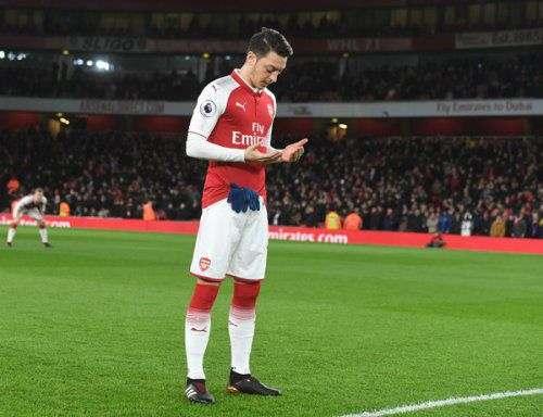 «Ювентус» претендует на полузащитника «Арсенала»
