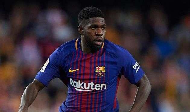 Барселона хочет продлить контракт с Умтити — MD