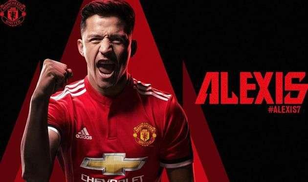 Официально: Санчес — игрок Манчестер Юнайтед