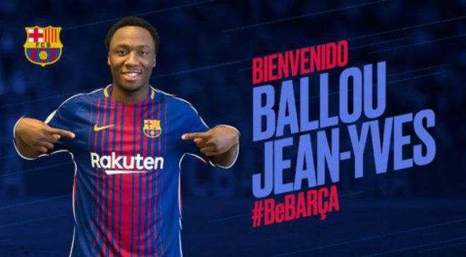 Барселона подписала полузащитника Табла