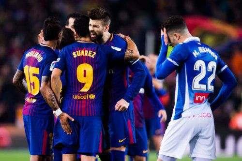 «Барселона» продлила контракт с защитником сборной Испании