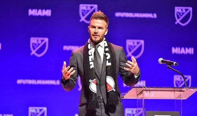 Клуб Бекхэма принят в MLS