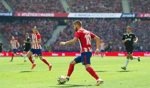 Арсенал следит за ситуацией с Карраско