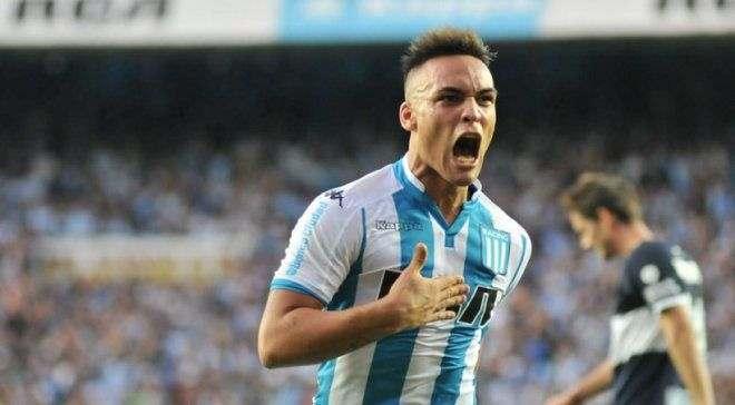 Интер договорился о трансфере Лаутаро Мартинеса