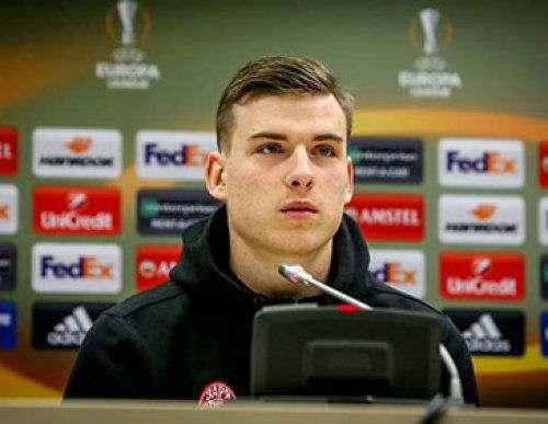 Европейские клубы проявляют интерес к вратарю «Зари»