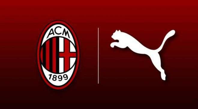 Милан официально подписал контракт с Puma
