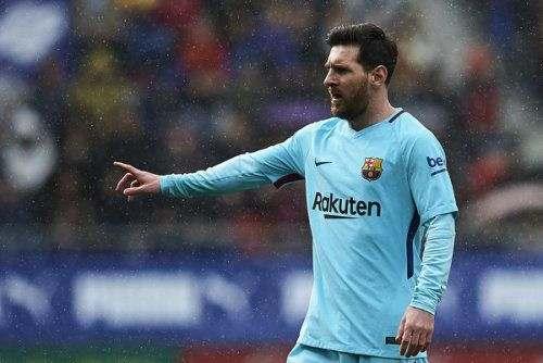 Примера: «Барселона» повторила клубный рекорд