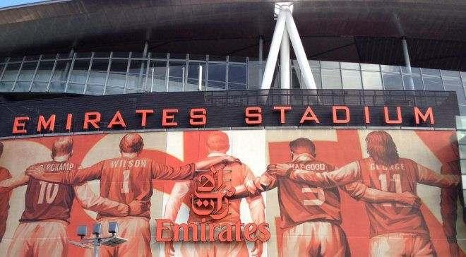 Арсенал заключил рекордный контракт с Emirates
