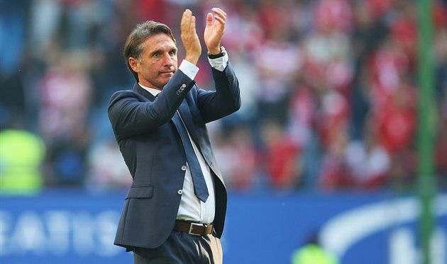 Вольфсбург назначил нового главного тренера
