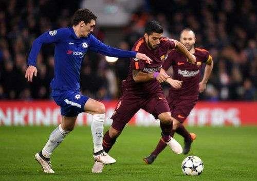 Луис СУАРЕС: «Барселона» получит пространство во втором матче