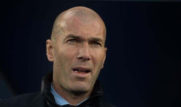 Зидан: Реал уверен в себе больше, чем раньше
