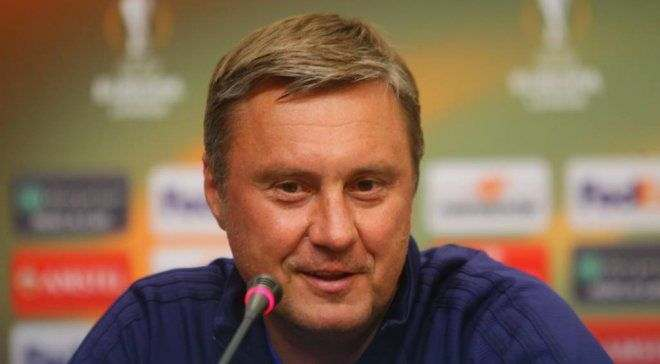 Хацкевич: Гармаш, Гонсалес и Шапаренко готовы играть с АЕКом