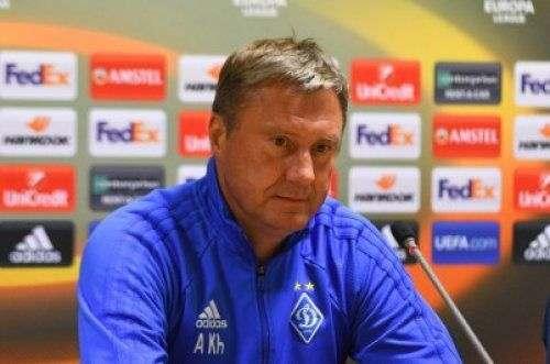 Александр ХАЦКЕВИЧ: «Ждем следующего соперника в Лиге Европы»