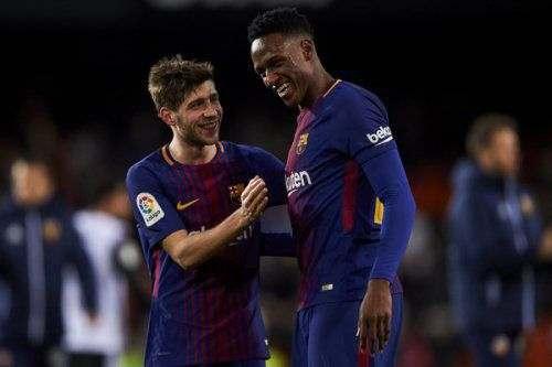 «Барселона» продлила контракт с полузащитником