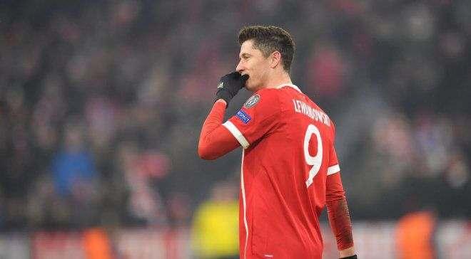 Реал предложит за Левандовски 150 миллионов евро, – СМИ