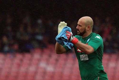 Вратарь «Наполи» может бесплатно перейти в «Милан»